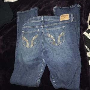 Hollister boot cut jeans
